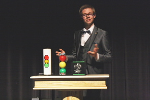 Ben Price Magic returns to the SOAR festival. Photo by Richard Amery