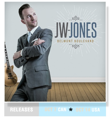 Click here to hear JW Jones