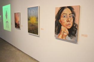 SAAG 's Art Frenzy ends at 9 p.m., Nov. 21. Photo by Richard Amery
