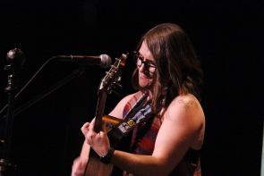 Tara Warburton has a busy week in Lethbridge with several shows. photo by Richard Amery